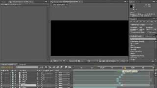Fast Run Tutorial -Adobe After Effects -hebrew Part 2