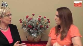 סרטוני תדמית לסוכני ביטוח: דיקלה מור מראיינת את רונית מגנזי