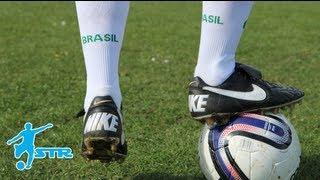 Learn Ronaldo Skill - STRskillSchool Ronaldo Brasil Brazil Legend