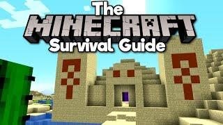 Secrets of the Desert Temple! ▫ The Minecraft Survival Guide (Tutorial Lets Play) [Part 31]