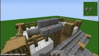 Minecraft Building Tutorial: Japenese Castle! Part 3