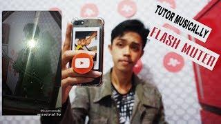 Tutorial Musical ly Flash Muter | SPIN FLASH TRICK