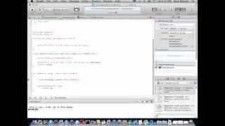 Objective C And MacOSX Programming Tutorial-7:Functions (Arabic Version)