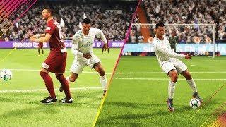 FIFA 18 NEW SKILLS TUTORIAL | The Bridge, Cruyff Turn, Running Okocha & More!
