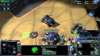 Poradnik Jak Grac 2 Rax Proxy Reaper HotS Starcraft 2 HD Polski Komentarz