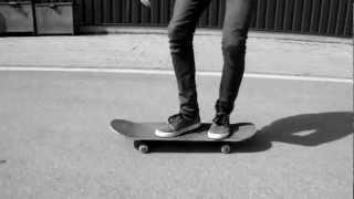 Frontside 180 - Slow Motion