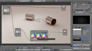 Blender 3D Tutoriel Français - Tin Can - By KOPILOT
