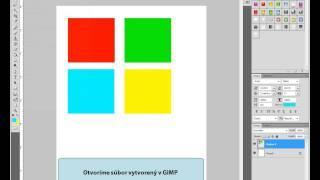 Gimp Ako Nastaviť CMYK Zobrazovanie. Slovencina / GIMP How To Setup CMYK Preview Slovak