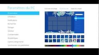 Comment Configurer Windows 8 - Tutoriel En Français | EAZEL