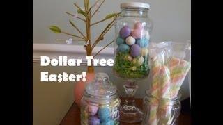 Dollar Tree Easter Haul