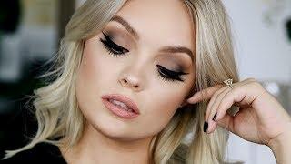 EASY COOL TONED FALL MAKEUP TUTORIAL