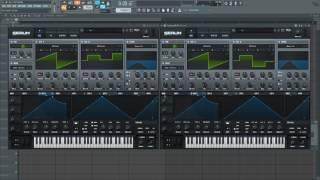 Serum Tutorial   Chilled out Space Pad [Sancus]