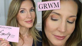 """GRWM Tutorial Using The Emily Edit """"The Needs"""" Palette!"""