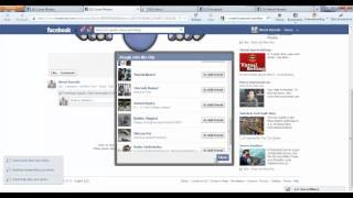 How To Get Facebook Picture, Status, And Wallpost Likes QUICKLY