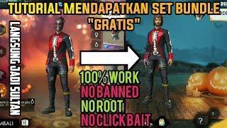 TUTORIAL Mendapatkan SET BUNDLE PERMANEN (100% WORK) - Garena Free Fire Indonesia
