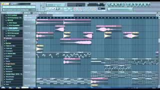 DJ LEX - Amore  (FREE FLP PROJECT + Midi) FL Studio (Romanian House)