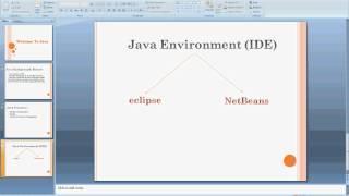 Arabic Java Tutorial (1) : Introduction To Java