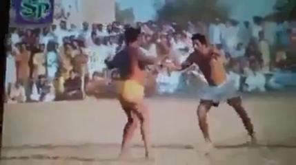 Kabaddi Match Very Funny By Punjabi Totay