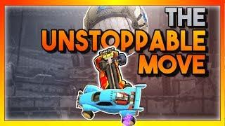 UNSTOPPABLE MOVE TUTORIAL | Air Dribble To Bump Strategy - Rocket League
