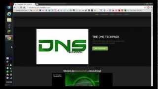 TUTORIAL COMO INSTALAR DNS MODPACK (portuguese Br) HD1080p