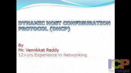 Dynamic Host Configuration Protocol (DHCP)Tutorial | Installing DHCP Service