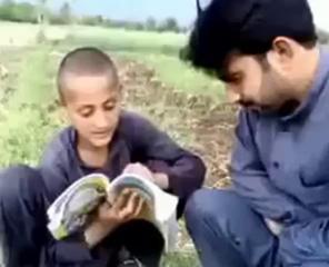 Pashtoon Kid Translate Urdu In Pashto....Its So Funny