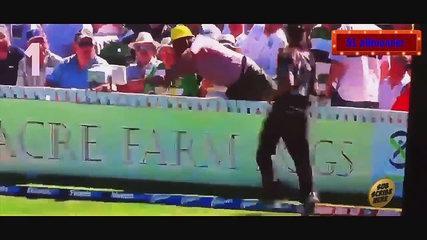 Funny Moments In Cricket History 2017 - YouTube