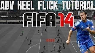 FIFA 14 Tutorials&Tips | Heel To Heel Flick | Best FIFA Guide (FUT&H2H) - Effective Skill Moves