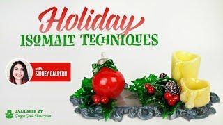 Holiday Isomalt Techniques Tutorial PROMO