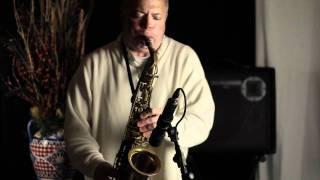 Amazing Saxophone Solo   Georgia On My Mind   Marty Paoletta   Alto Sax