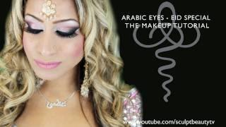 Arabic Bridal - Eid Special Makeup Tutorial