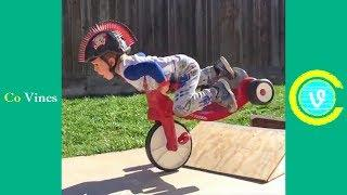 Try Not To Laugh Watching Funny Kids Fails Compilation October 2017 #3 - Co Vines✔