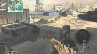 Albanian-PGM - MW3 Game Clip