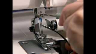 Singer 14SH654 3 Thread Stitch Threading