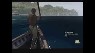 Assassin Creed 4:black Flag HARPOONING TARGETS (hammerhead Shark)
