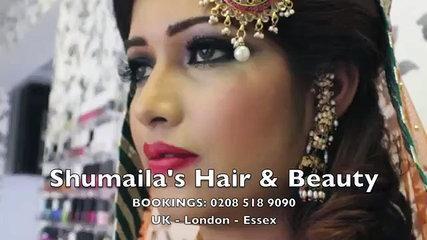 Pakistani Bridal Makeup - Indian Wedding Makeup Tutorial