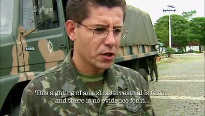 The Brazilian UFO Crash- The Varginha Incident