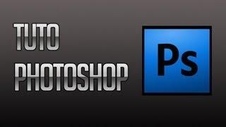 Tutoriel Photoshop | Comment Créer Un Background Youtube ? | Français |
