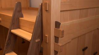 How To Build A Bunk Bed Tutorial PT 1