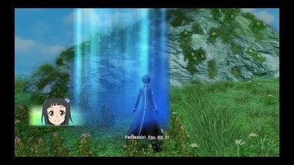 Sword Art Online:Lost Song Tutorial Time