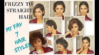 SHORT HAIR TRANSFORMATION 2018/ Product Review and hair style Tutorial