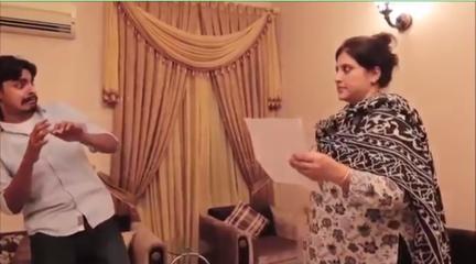 zaid ali  - sham idrees - danish ali - Punishment Then vs Now -Funny  latest videos