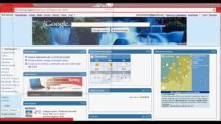 Tutorial Google Chrome  (Nederlands)