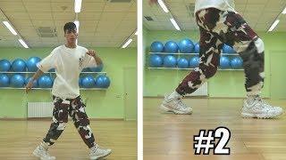 Como bailar CUTTING SHAPES #2 | by Marktore (Shuffle Dance Moves Tutorial) | 2018
