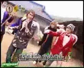 DBSK - Funny Dance
