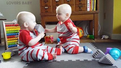 Cutest Chubby Twins Baby - Funny Cute Video