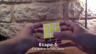 Rubik's Cube Tutorial Français
