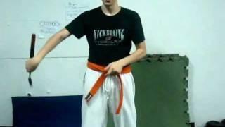Nunchaku Tutorial Português- 3º Vídeo- Técnica De Tornado