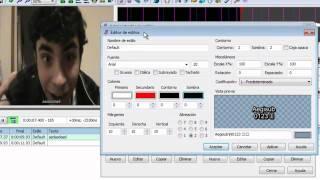 Subtitulando Con Aegisub (Tutorial En Español) - Pt.1- Conceptos Básicos