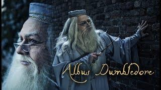 ALBUS DUMBLEDORE (HARRY POTTER) makeup/cosplay tutorial by Lucas Adelon Rembas